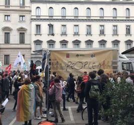 Il corteo del 2 marzo 2019 a Milano