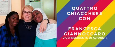Intervista a Francesca Giannoccaro – vicepresidente di Alfabeti