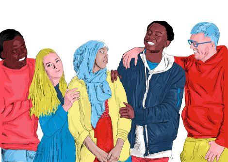 Combattere la discriminazione razziale
