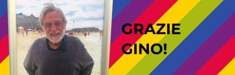 Grazie Gino! Buon viaggio…