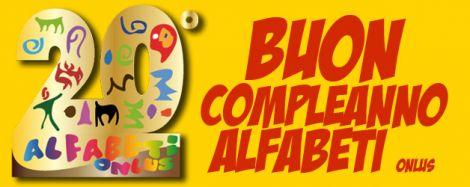 1995-2015: Alfabeti compie 20 anni